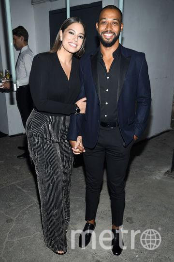 Эшли Грэм с мужем. Фото Getty