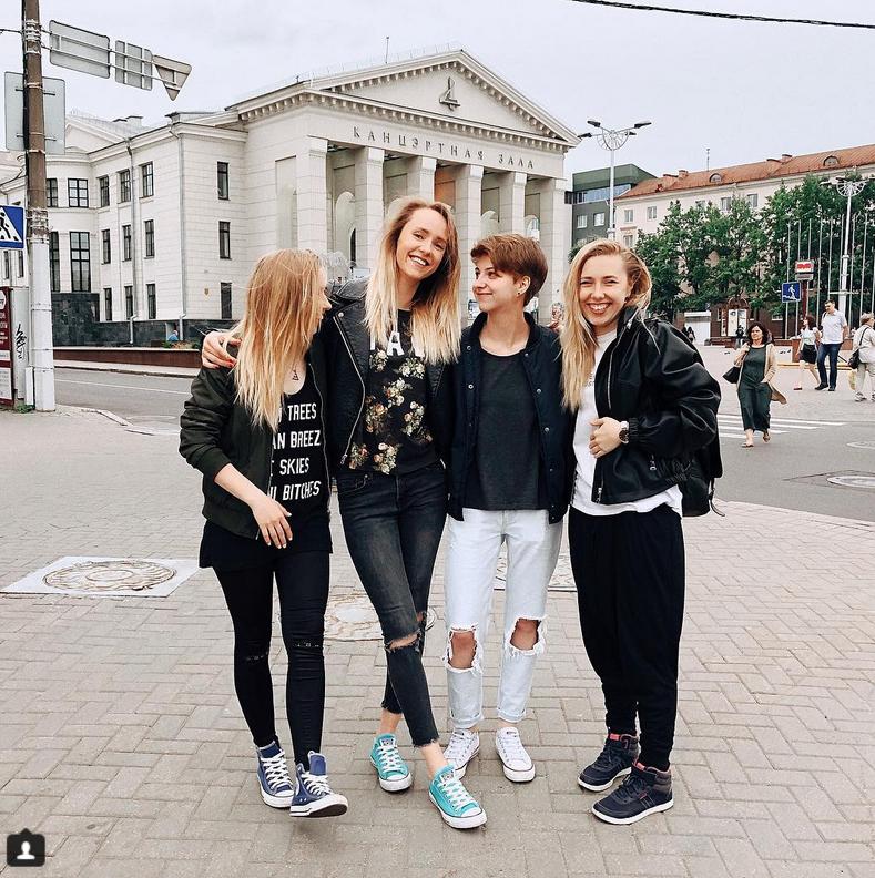 Лена Третьякова. Фото Скриншот Instagram: @_lenatretyakova_