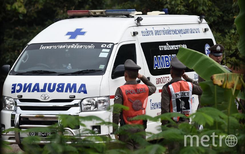 Третий этап спасательной операции назначен на вторник, 10 июля. Фото AFP