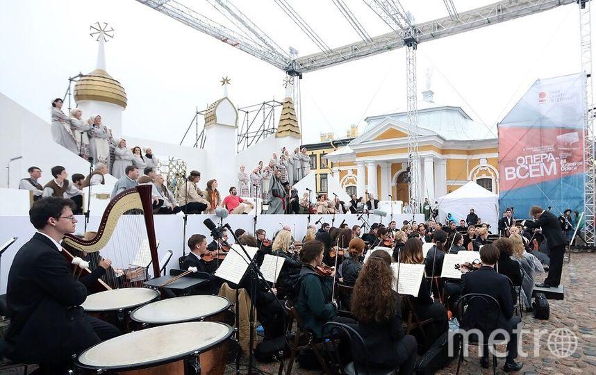 Фестиваль собирает тысячи гостей. Фото vk.com/opera_vsem2018