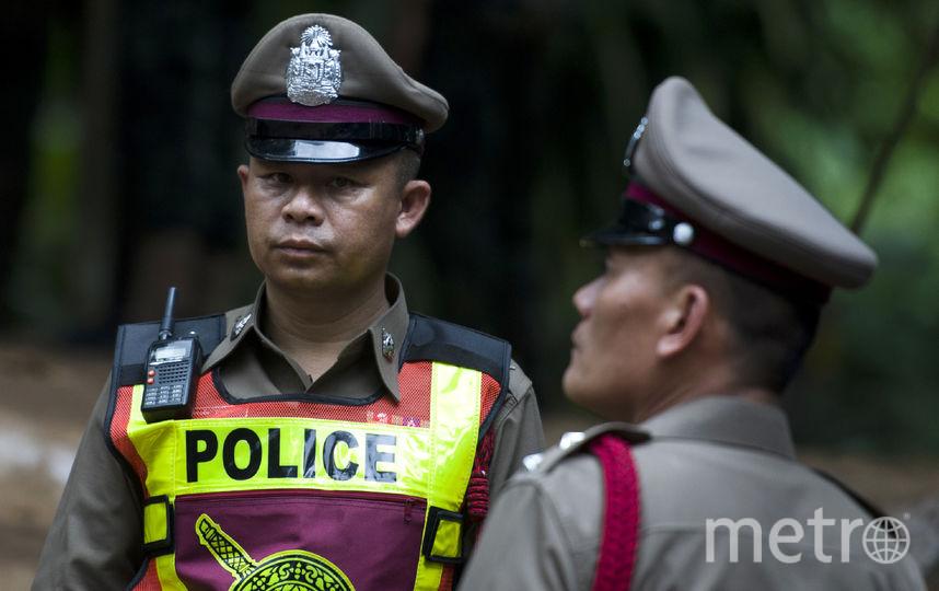 Спасательная операция по вызволению детей в Таиланде. Фото AFP