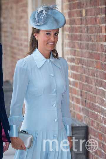 Крестины принца Луи. Сестра Кейт Пиппа. Фото Getty