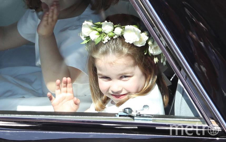 Принцесса Шарлотта. Фото Getty