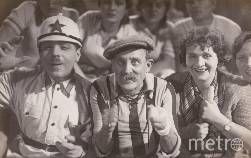 Сценарий для фильма «Вратарь» (1936) написал Лев Кассиль |  все фото предоставлены пресс-службой киностудии «Ленфильм». Фото кадр из фильма