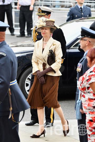Принцесса Анна, дочь Елизаветы II. Фото Getty