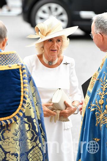 Герцогиня Камилла. Фото Getty