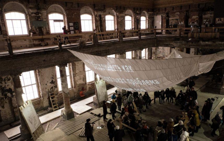 """В Анненкирхе проводят концерты и ставят спектакли. Фото Алена Бобрович, """"Metro"""""""