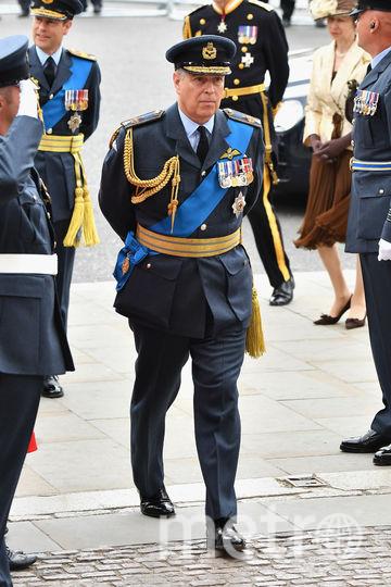 Принц Эндрю, сын Елизаветы II. Фото Getty