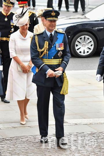 Принц Эдвард, сын Елизаветы II. Фото Getty