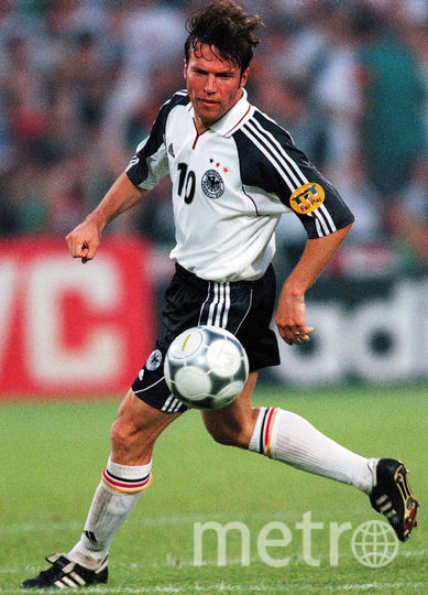 Немецкий футболист Лотар Маттеус. Фото Getty