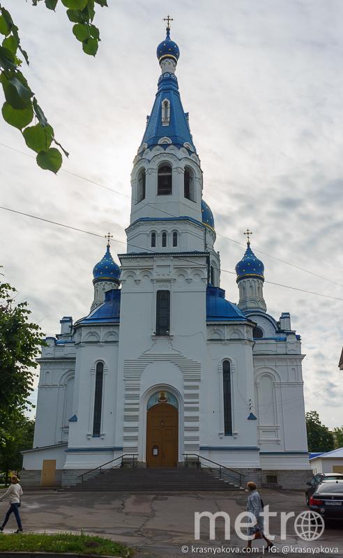 Покровский собор. Фото https://krasnyakova.com