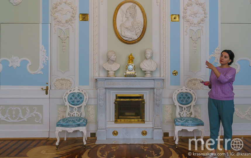 Гатчинский дворец. Фото https://krasnyakova.com