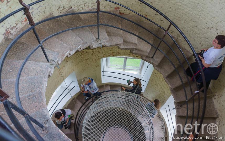 Гатчинский дворец. Сигнальная башня. Фото https://krasnyakova.com
