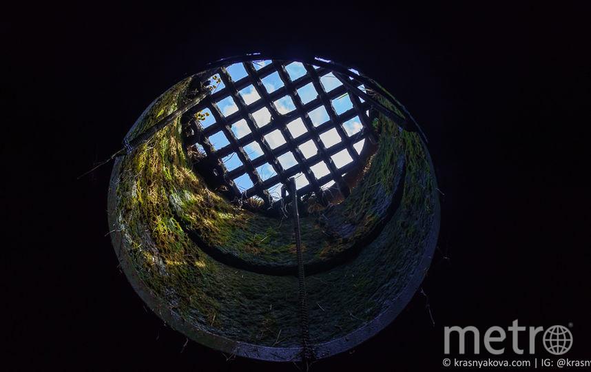 Гатчинский дворец. Подземный ход. Фото https://krasnyakova.com