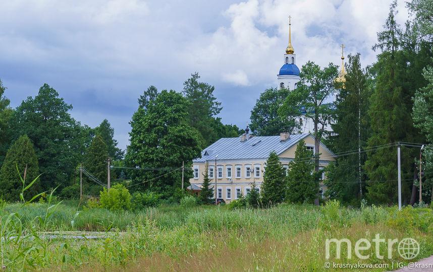 Череменецкий Иоанно-Богословский мужской монастырь. Фото https://krasnyakova.com