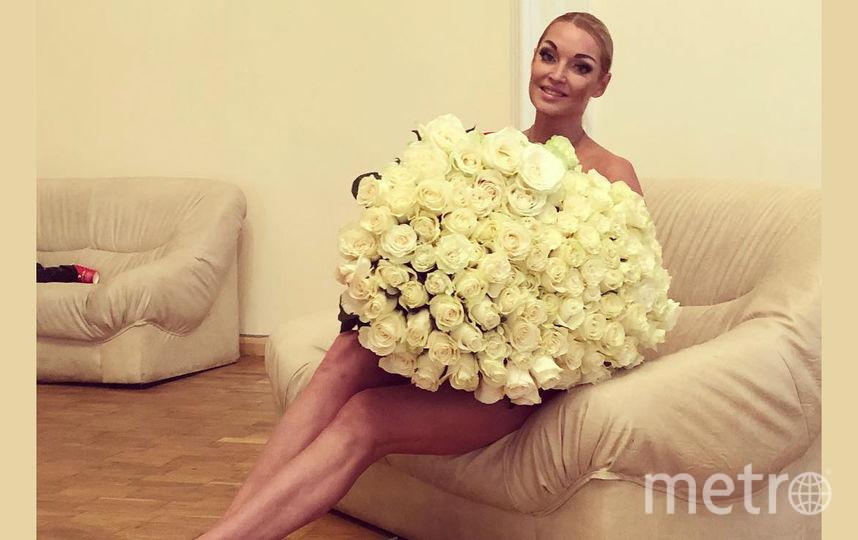 Волочкова поделилась новым фото. Фото instagram.com/volochkova_art