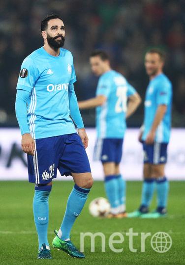 Французский футболист Адил Рами. Фото Getty