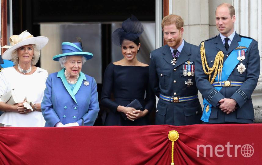 Принц Уильям. Фото Getty