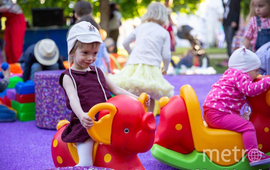 Дети до 10 лет с родителями проходят на фестиваль бесплатно. Фото Павел Бобровский