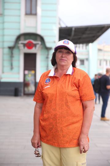 Лидия Зотова. Фото Василий Кузьмичёнок