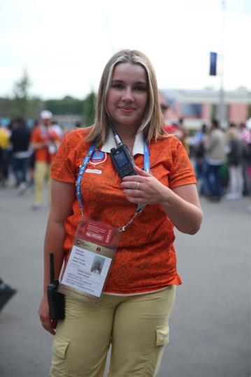 Анастасия Жилина. Фото Василий Кузьмичёнок