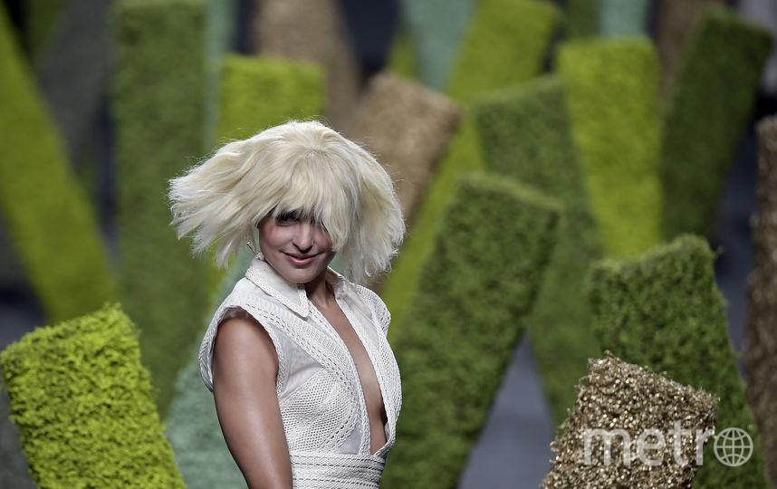 Неделя моды в Мадриде. Фото AFP
