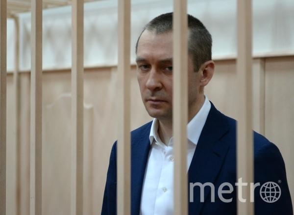 Экс-полковник МВД Дмитрий Захарченко. Фото РИА Новости