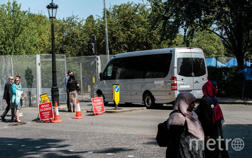 Меры безопасности к приезду президента США. Фото Getty