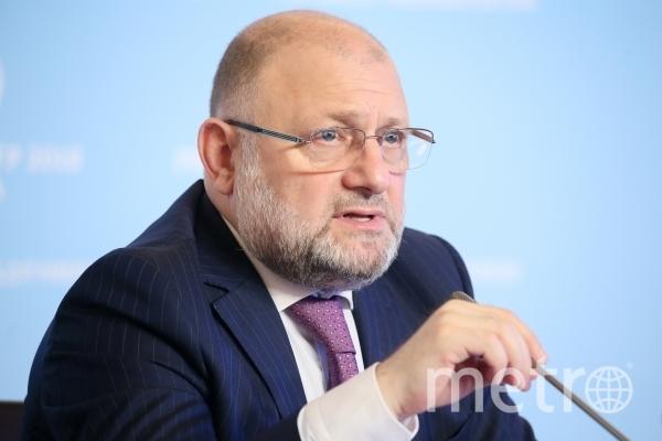 Министр Чечни по национальной политике Джамбулат Умаров. Фото РИА Новости