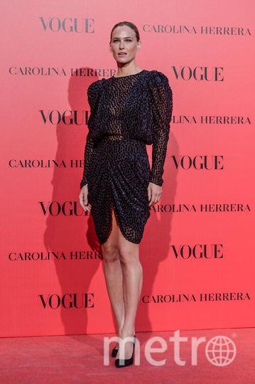 Бар Рафаэли на вечеринке Vogue в Мадриде. Фото Getty