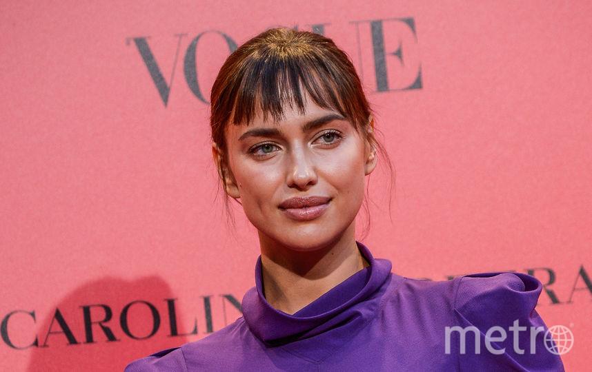 Ирина Шейк на вечеринке Vogue в Мадриде. Фото Getty