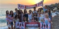 Победа московских школьников в Крыму