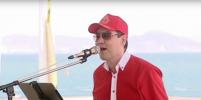 Президент Туркмении стал рэпером