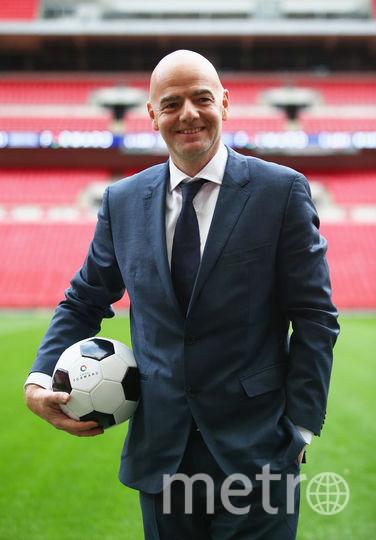 Президент ФИФА Джанни Инфантино. Фото Getty