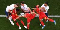 Букмекеры назвали фаворита встречи Бельгия – Англия