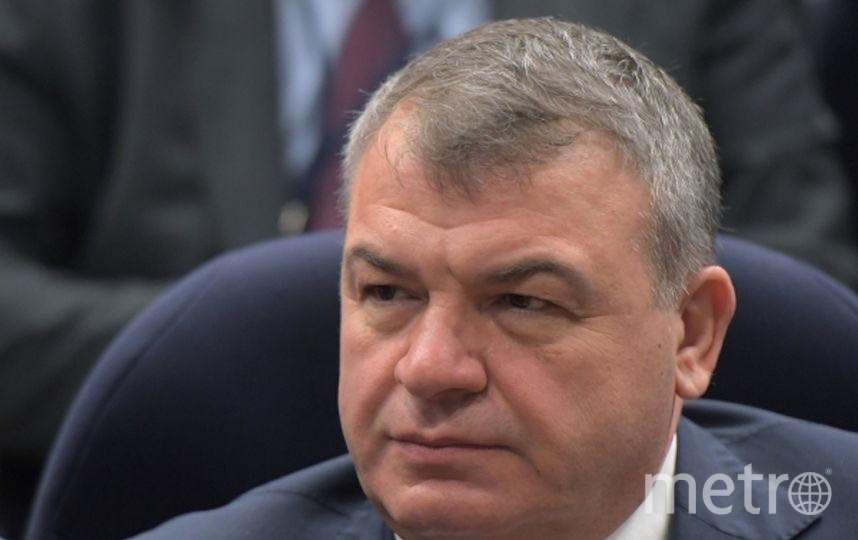 Анатолий Сердюков. Фото РИА Новости