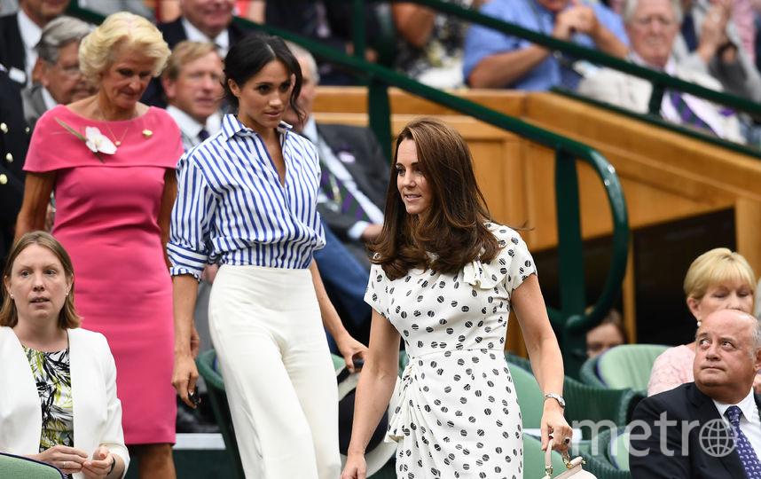 Герцогини посетили Уимблдон. Фото Getty