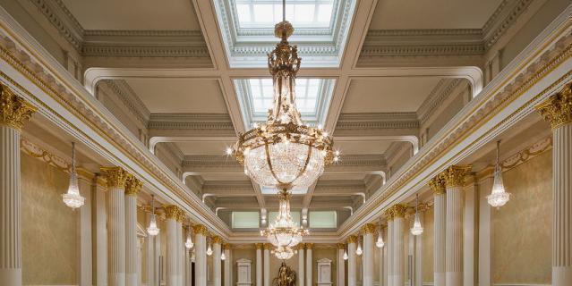Государственный зал.