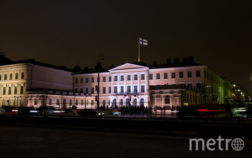 Президентский дворец. Фото Matti Porre/Office of the President of the Republic of Finland