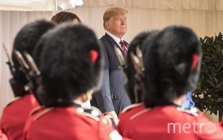 Встреча в Виндзорском замке. Фото Getty