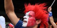 Матч Франция - Хорватия: яркие фото болельщиков перед финалом