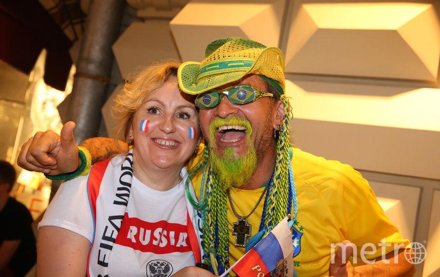 На Никольской улице в Москве проводили чемпионат мира. Фото Василий Кузьмичёнок