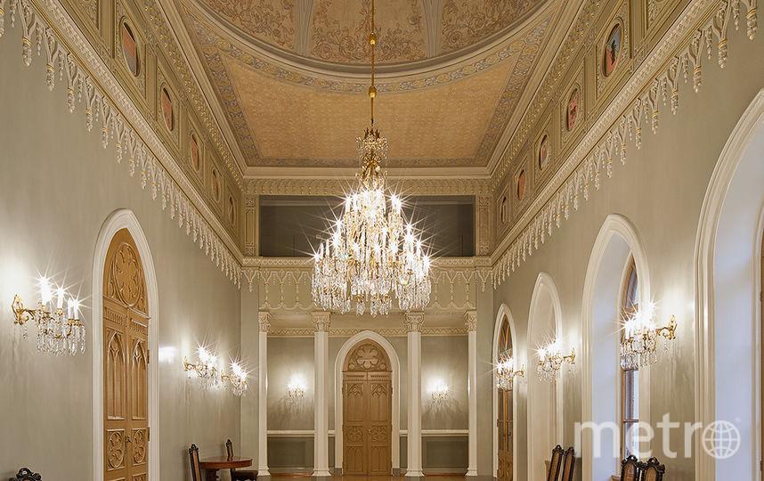 "Тет-а-тет двух президентов пройдёт в этом зале. Фото Soile Tirilä / The Finnish National Board of Antiquities., ""Metro"""