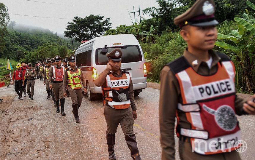 Спасательная операция завершилась 10 июля. Фото AFP
