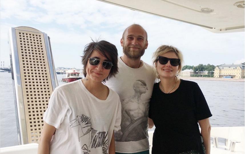 Земфира и Рената Литвинова. Фото Скриншот Instagram: @drunky_captain