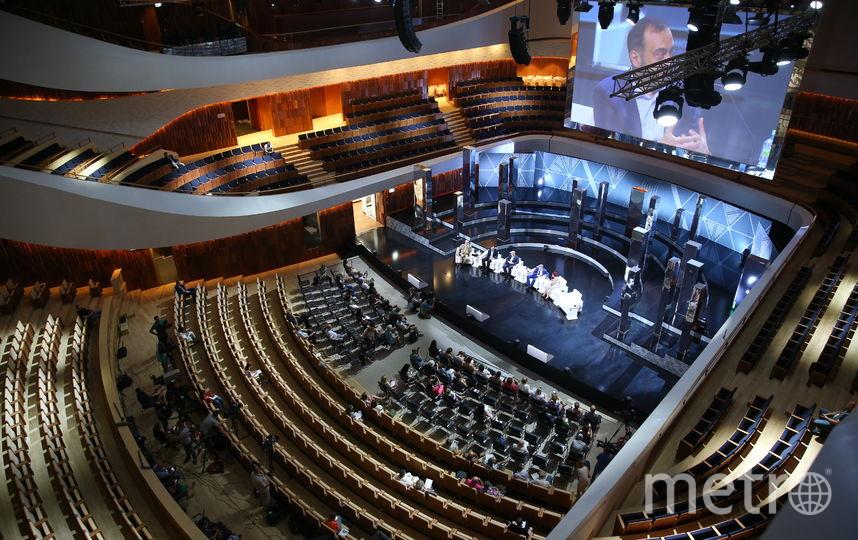 Акустику вконцертном зале «Зарядье» проверят 6августа