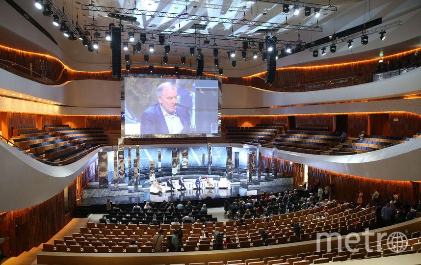 """Новый концертный зал """"Зарядье"""". Фото Василий Кузьмичёнок"""