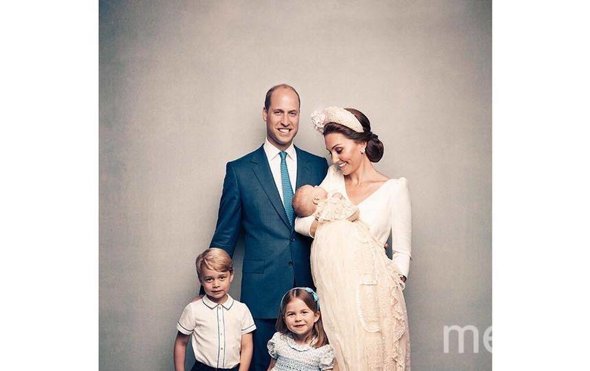 Герцоги Кембриджские: принц Уильям, Кейт Миддлтон, принц Джордж, принцесса Шарлотта, принц Луи. Фото Скриншот Instagram: @kensingtonroyal
