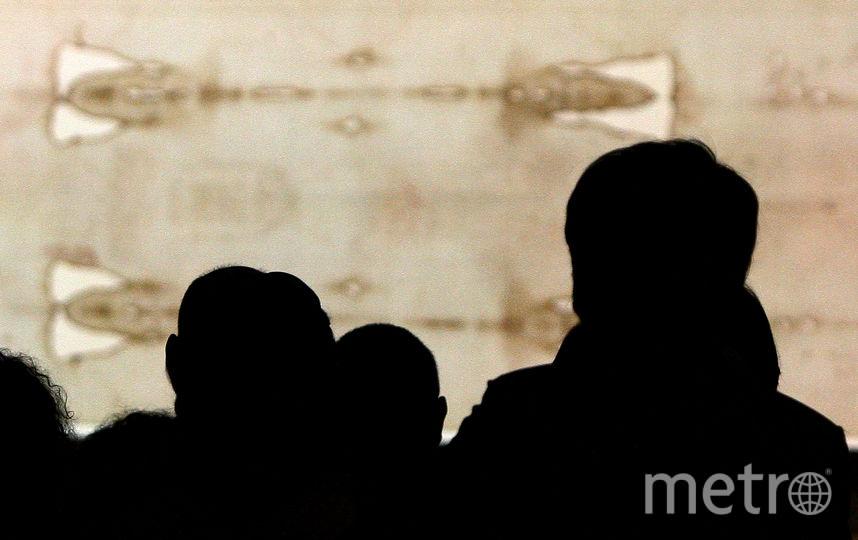 Туринская плащаница - одна из главных христианских реликвий. Фото Getty