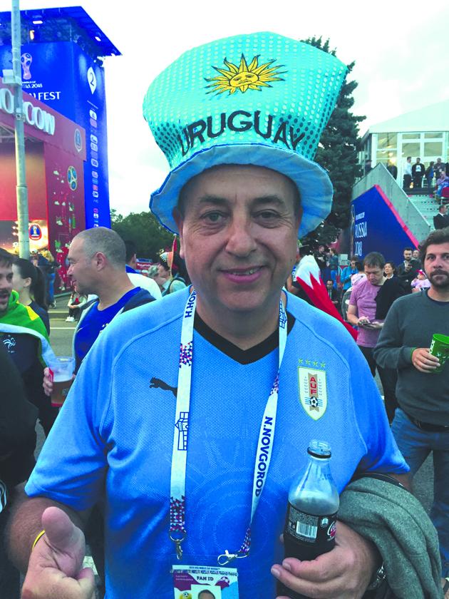 Эльбио ди Агрела. Фото предоставлено героями